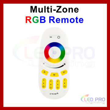 MI Multi-Zone RGB RF 2.4G Remote