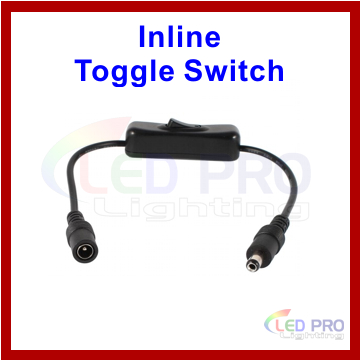 Inline Toggle Switch