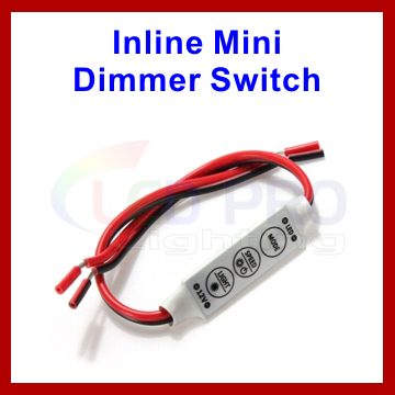 Mini 3 Button Inline Dimmer Switch