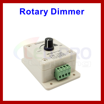 LED Adjustable Rotary Dimmer
