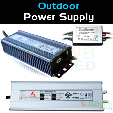 Outdoor LED Driver Power Supply cUL listed